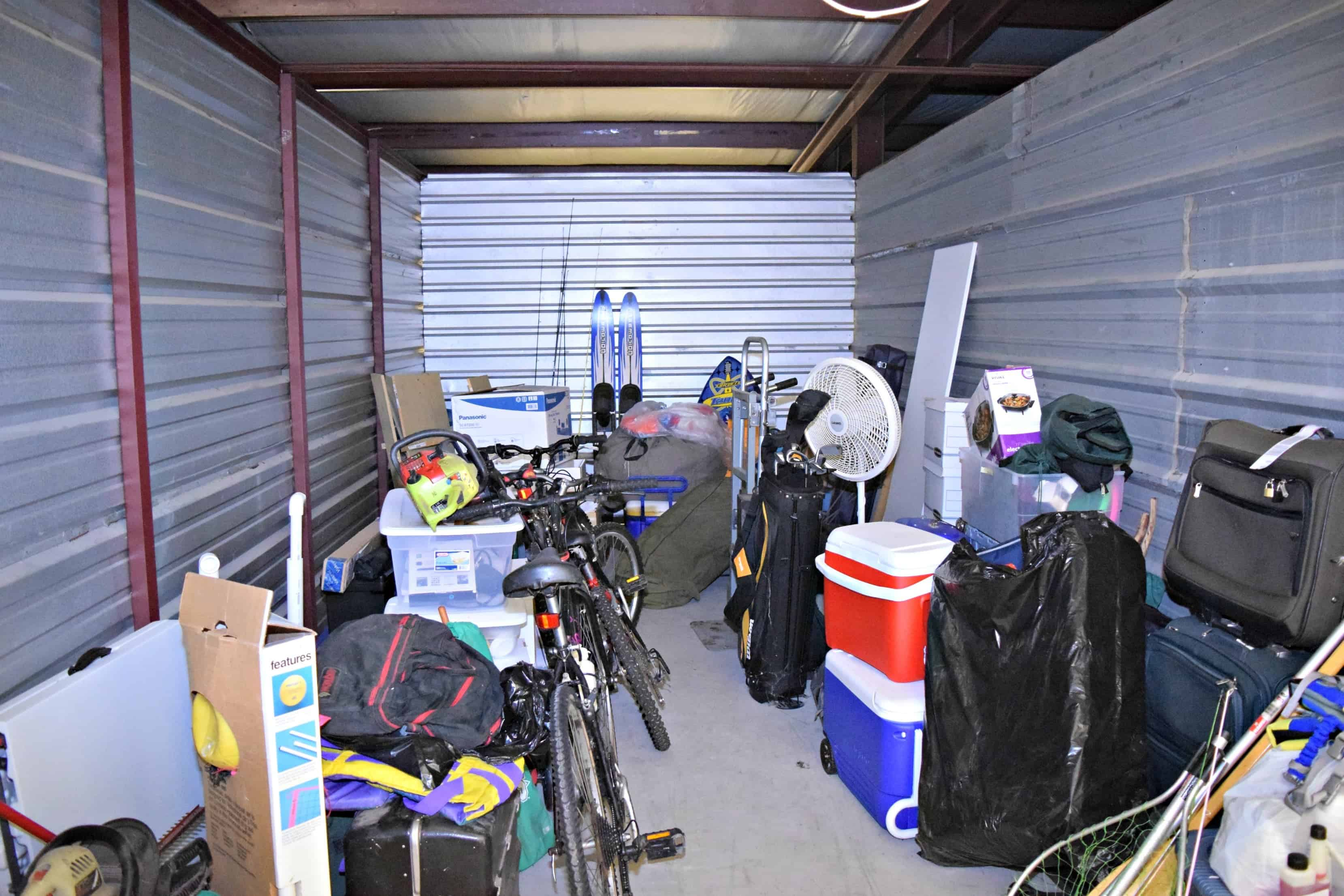 Pinterest - Household Decluttering Solution _ backyard or off-site storage-min