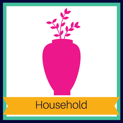 Household Related Blog Posts | Life, Love, and Laundry