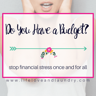 Do You Have A Budget?