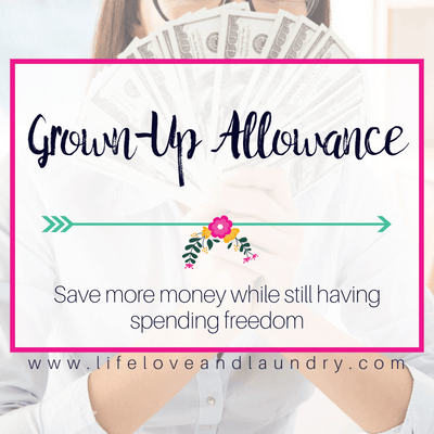 Grown-Up Allowance