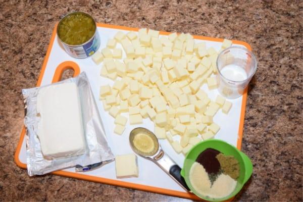 queso blanco dip